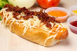 Hot Dog Bacon