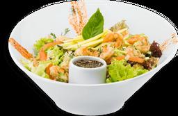 🥗Ensalada Quinoa con Camarones
