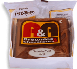 Brownie Arequipe