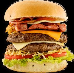 🍔The Rock Band Burger la de la casa Doble🍳