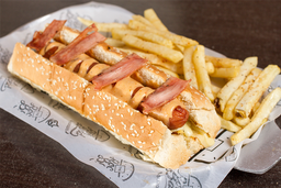 🌭Hot Dog Zeppelin🥓