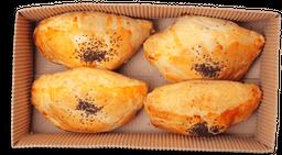 Caja con 4 Empanadas de Pollo