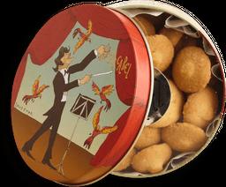 Bolsa con Galletas de Mantequilla