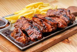 Baby Back Ribs (Costillas)