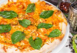 Pizza Margherita + 2 Stella Artois