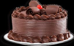 🥧Torta de Chocolate Mediana (15 a 18 porciones)