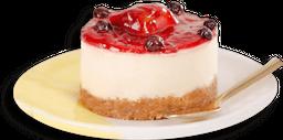 Cheesecake de Frutos Rojos Individual