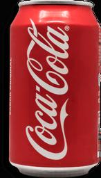 Gaseosa Coca-Cola en Lata