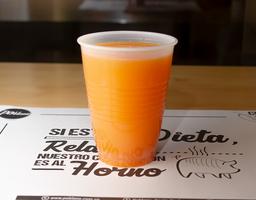 🥤Jugo Naranja con Zanahoria