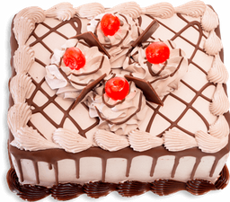 Torta Mediana Fusión de 24 Porciones