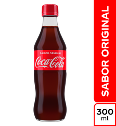 Coca-Cola Original de 300 ml