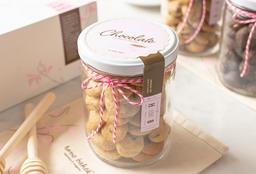 Mini Cookies Chocolate & Nuts