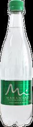 💦 Agua Manantial con gas