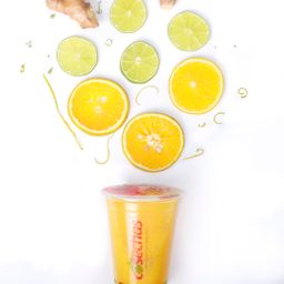 Batido Ginger Cool