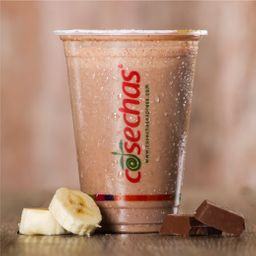 Batido Banano y Chocolate