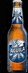 Cerveza Aguila Cero