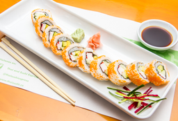 California Roll (1 Rollo: 10 Und)
