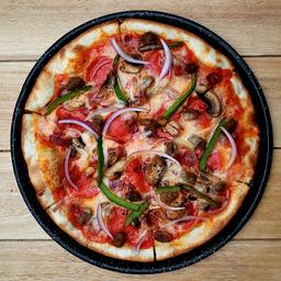 Pizza Especial - Alias: La Gringa