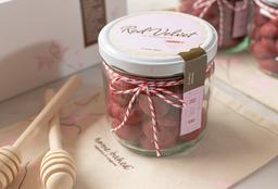 Mini Cookies de Red Velvet