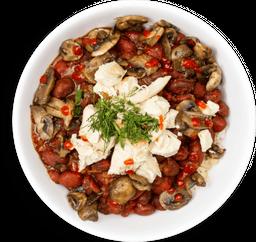 Tazón Chili Pollo