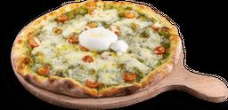 Pizza de Pesto y Burrata