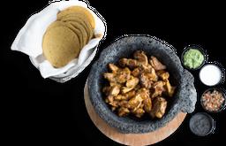 Pollo A La Talla (Pacífico Mexicano)