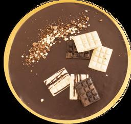 🥧 Cheesecake de tres chocolates