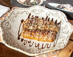 🥐Croissant Almendra y Chocolate