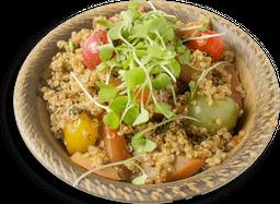 Quinoa con Tomates