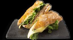 Sándwich Roast Beef de Chatas