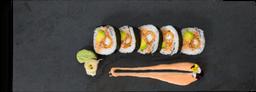 Spicy Shrimp Tuna Roll