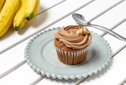 🍬 Cupcake Banano nutella