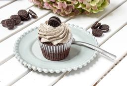 🍫 Cupcake Raspberry cheesecake