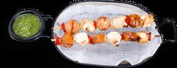 🍗Pinchos Pollo & Chorizo