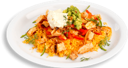Arroz con Pollo Mexicano