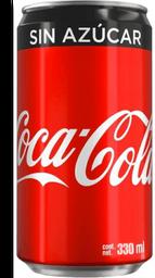Coca Cola Sin Azúcar en Lata🥤