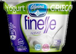 Bebidas Alpina Yogurt Griego Finesse