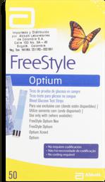 Tiras Optium Freestyle