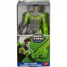 Ms Turbo Impacto Max Steel 1 u