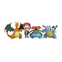 Figuras De Accion Entrenador Y Pokemon 1 u