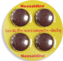 Neosaldina Grunenthal
