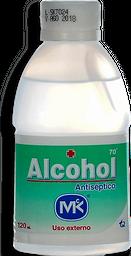 Alcohol Mk Botella