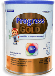 Fórmula Infantil Progress Gold