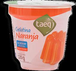 Gelatina Lista Light Naranja Taeq