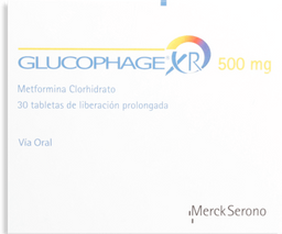 Glucophage Xr 500Mg