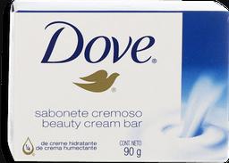 Jabón  Dove Blanco