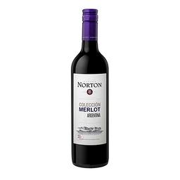 Vino Merlot Colección Bodega Norton