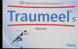 Traumeel S Tabletas X 50