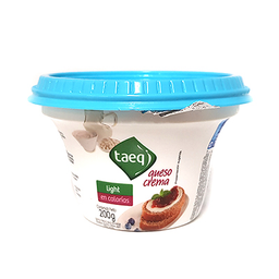 Queso crema Light para untar Taeq. 200 G