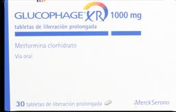 Glucophage Xr 1000